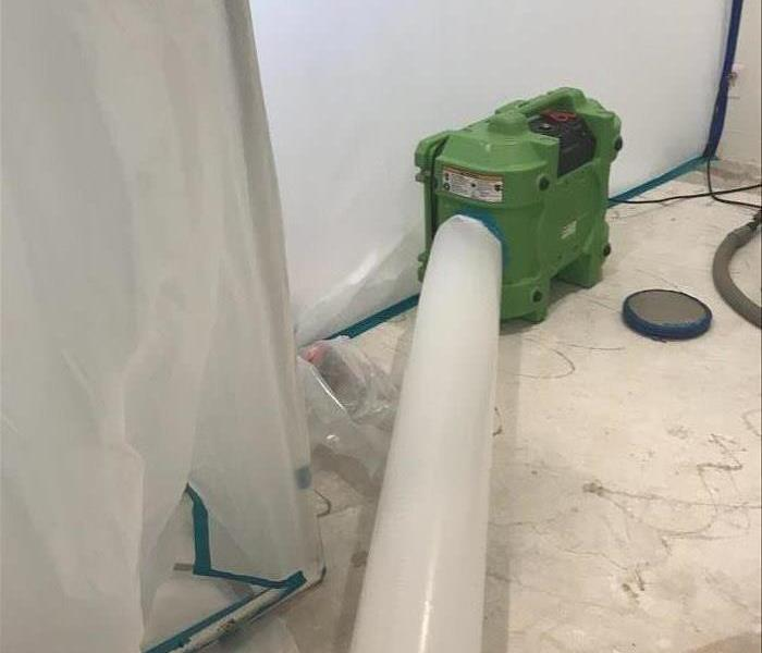 Mold Remediation in an Infant's Nursery After