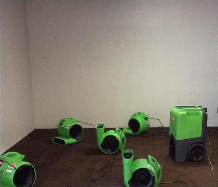 "Commercial Storm Damage?  No Problem for SERVPRO of Anaheim Hills!   We'll Make You Feel ""Like it never even happened."""