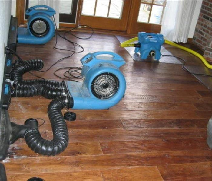 Water Damage What To Do When Your Home or Commercial Structure has Experienced Water Damage.