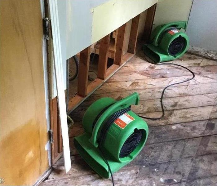 Water Damage Just like everything else, copper pipes wear out.  Another thing you can always count on; SERVPRO of Anaheim Hills makes our customers feel 'Like it n