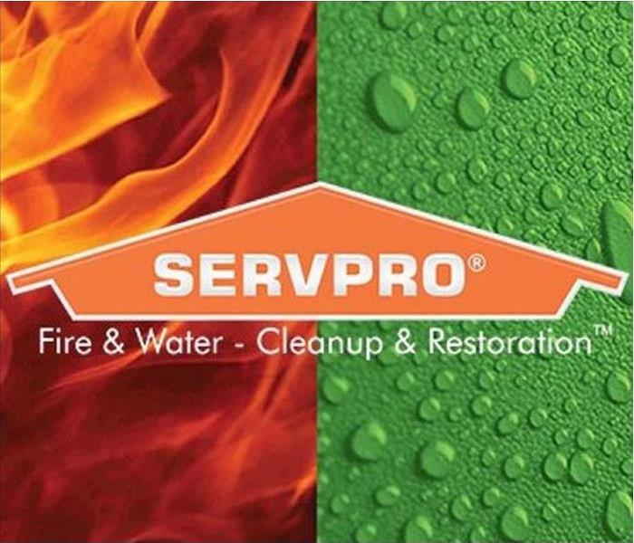 Fire Damage Fire Damage Restoration; SERVPRO of Anaheim Hills Makes You Feel 'Like it never even happened'.